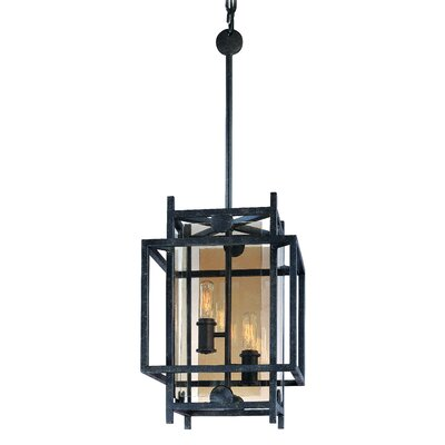 Pascal 2-Light Small Foyer Pendant