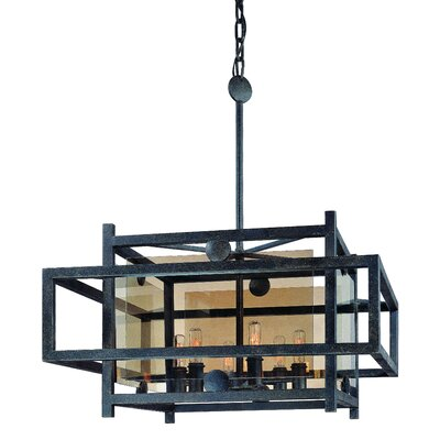 Crosby 6-Light Dining Foyer Pendant