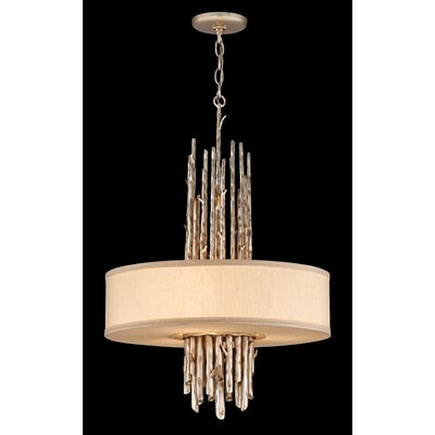 Arcola 3-Light Pendant Bulb Type: Incandescent