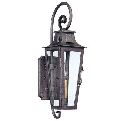 Troy Lighting French Quarter 1 Light Outdoor Wall Light at Sears.com