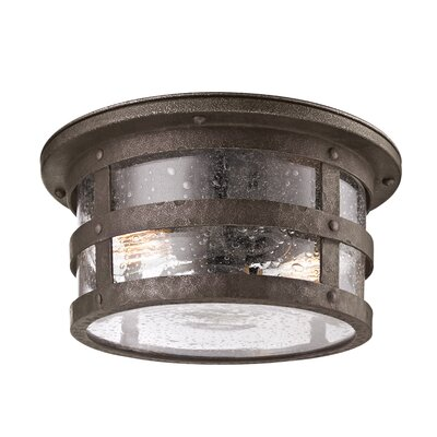 Farnsworth 2-Light Flush Mount