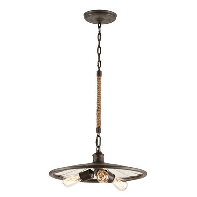 Holborn 3-Light Pendant
