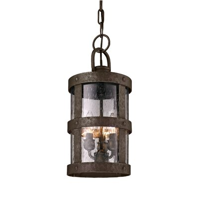 Farnsworth 3-Light Outdoor Hanging Lantern