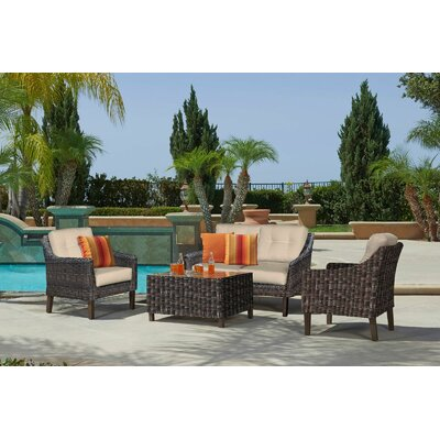Trenton 3 Piece Loveseat Set