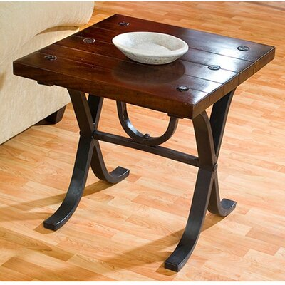 Rajah End Table