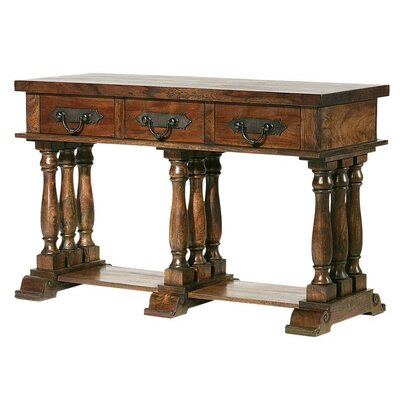 Cheap William Sheppee Tuscan Console Table in Walnut (WSP1074)