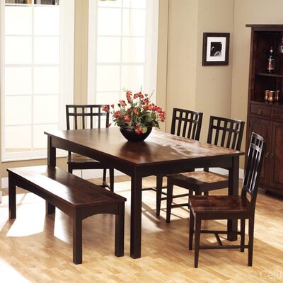 Tahoe 6 Piece Dining Set
