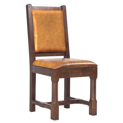 Gerberoy Side Chair Upholstery: Vintage Glow