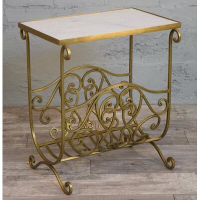 Alcalde End Table