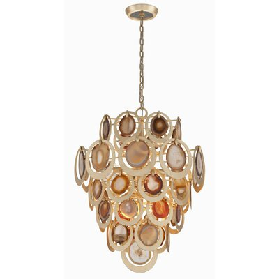 Rock Star 10-Light Pendant