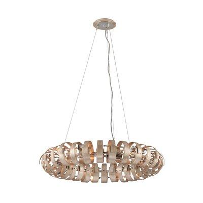 Recoil 12-Light Globe Pendant