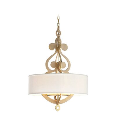 Olivia 8-Light Drum Pendant