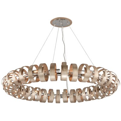 Recoil 18-Light Globe Pendant