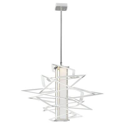 Tantrum 1-Light Pendant Size: Medium