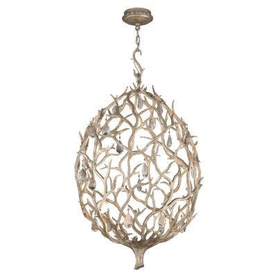 Enchanted 1-Light Pendant Size: 26