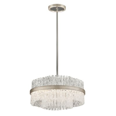 Chime 4-Light Crystal Pendant