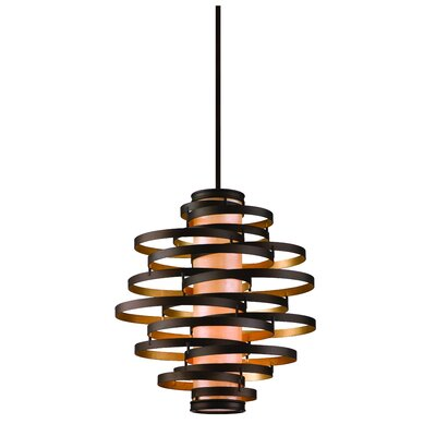 Vertigo 3-Light Foyer Pendant