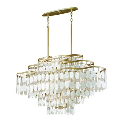 Dolce 12-Light Kitchen Island Pendant