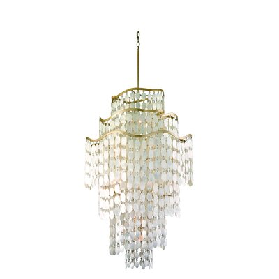 Dolce 19-Light Foyer Pendant
