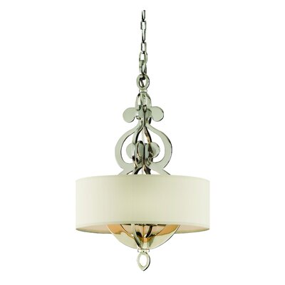 Olivia 4-Light Drum Pendant