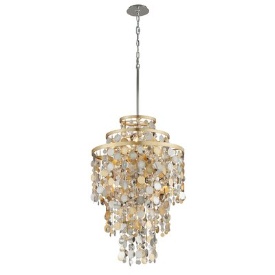Ambrosia 7-Light Crystal Pendant