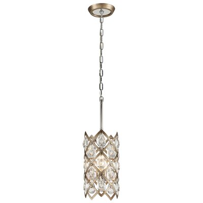Tiara 3-Light Crystal Pendant