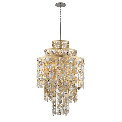 Ambrosia 11-Light Crystal Pendant