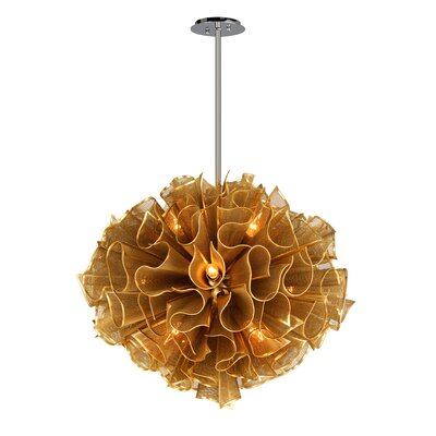 Pulse 12-Light Globe Pendant