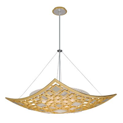 Motif 4-Light Inverted Pendant