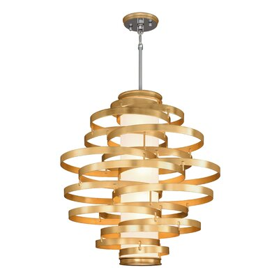 Vertigo 6-Light Foyer Pendant