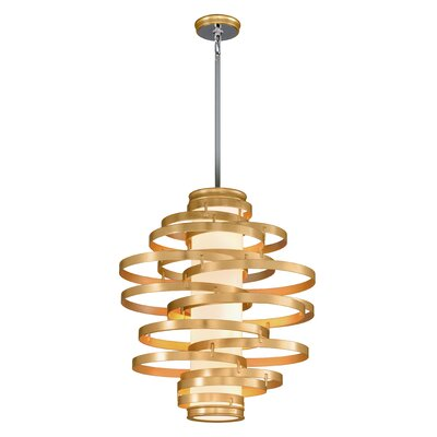 Vertigo 4-Light Foyer Pendant