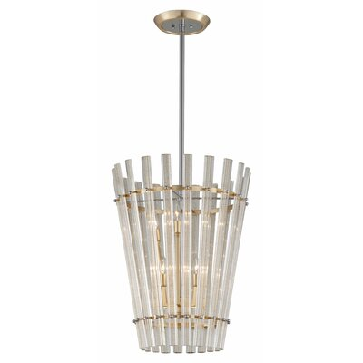 Sauterne 6-Light Geometric Pendant