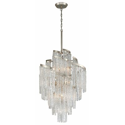 Mont Blanc 13-Light Crystal Chandelier