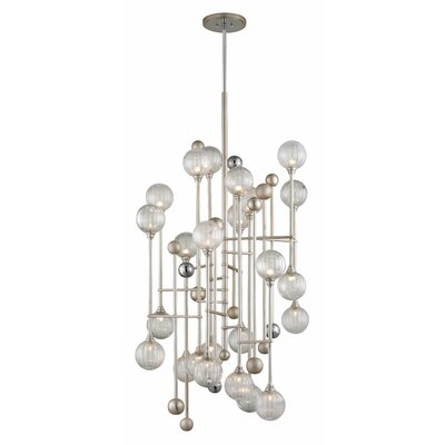 Majorette 24-Light Sputnik Chandelier