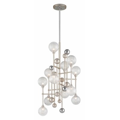 Majorette 12-Light Sputnik Chandelier