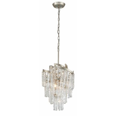 Mont Blanc 7-Light Crystal Chandelier