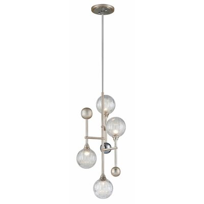 Majorette 4-Light LED Pendant