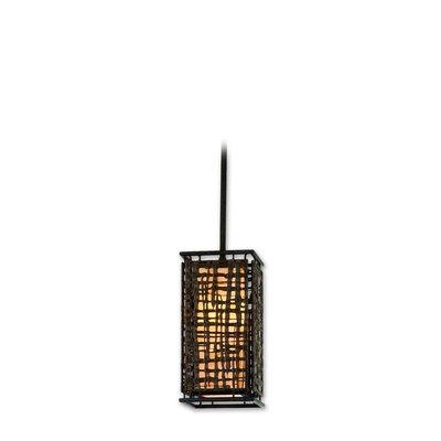 Shoji 1-Light Mini Pendant