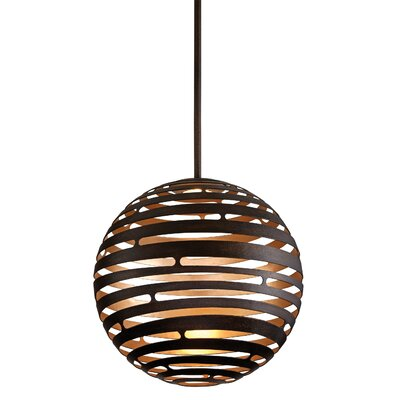 Tango LED Globe Pendant Size: Medium