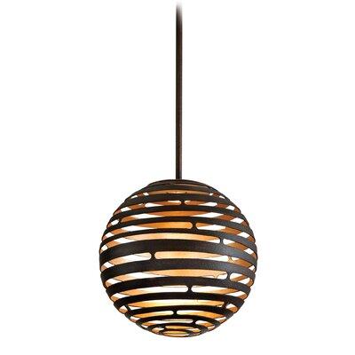 Tango LED Globe Pendant Size: Small
