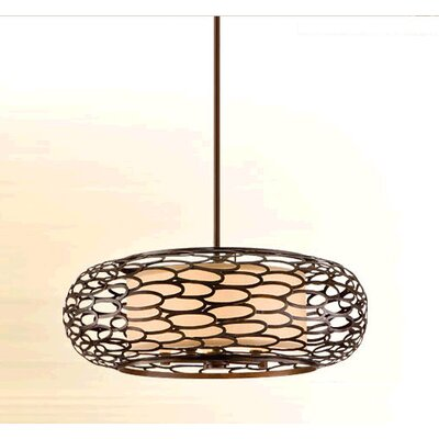 Cesto 5-Light Drum Pendant