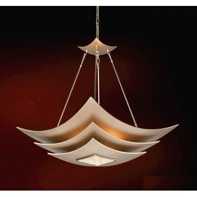 Muse 6-Light Foyer Pendant