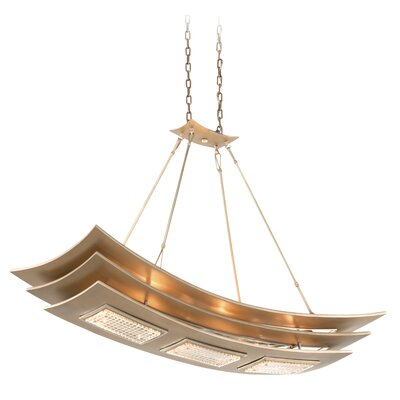 Muse 6-Light Island Pendant