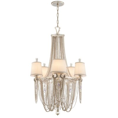 Flirt 5-Light Crystal Chandelier