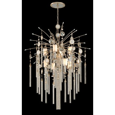 Bliss 9-Light Foyer Pendant