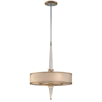 Harlow 12-Light Drum Pendant