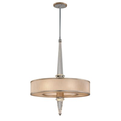 Harlow 18-Light Drum Pendant