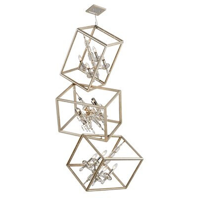 Houdini 12-Light Foyer Pendant