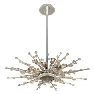 Big Bang 13-Light Cluster Pendant
