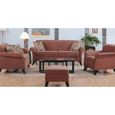 Queen Anne Living Room Furniture Set